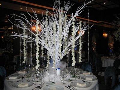 Crystal Wedding Treebeaded Treewedding Crystal Tree Decoration ...